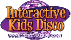 Interactive Kids Disco | Southern California's FIRST Choice DJ for Kids Logo